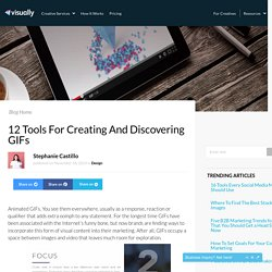 12 Tools For Creating And Discovering GIFs