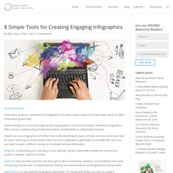 8 Simple Tools for Creating Engaging Infographics