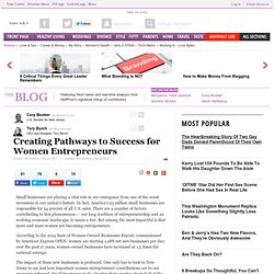 Creating Pathways to Success for Women Entrepreneurs