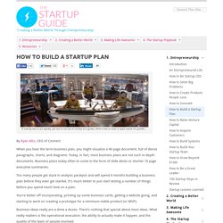 the startup guide ryan allis pdf
