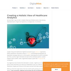 Creating a Holistic View of Healthcare Analytics - Digital Hive