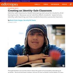 Creating an Identity-Safe Classroom
