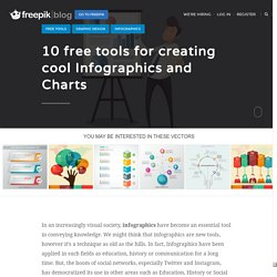 10 free tools for creating cool Infographics and Charts - Freepik Blog