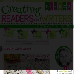 Creating Readers and Writers: Search results for Word