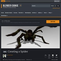 Creating a Spider