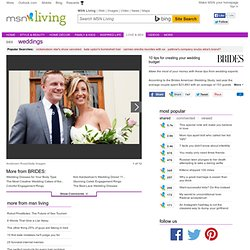 10 tips for creating your wedding budget