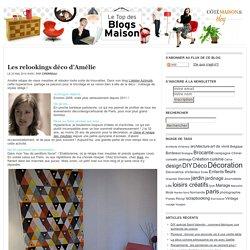 Blog déco et création : L'atelier Azimuté retape de vieux meubles