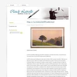 Chap. 11 : La création du BTS audiovisuel - Claude Latreille : site officiel
