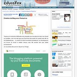Création de Blog avec Postach.io