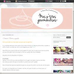 { Création } Boites a cupcakes