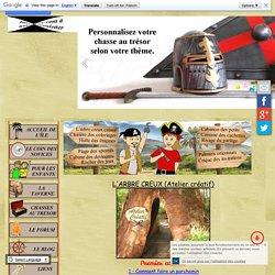 Création de chasses au trésor pour enfants