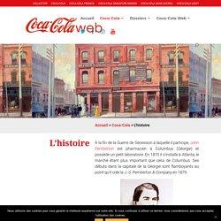 La création du Coca-Cola par John Pemberton