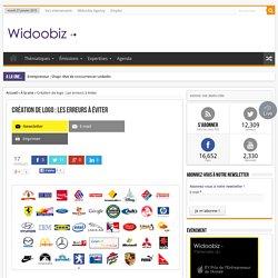 Création de logo : Les erreurs à éviter
