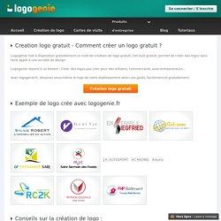 Création logo gratuit - créer un logo professionnel gratuit