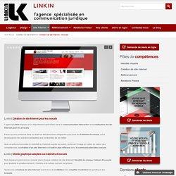 Avocat : création de site internet pour avocats