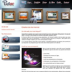 Pictao : web agency