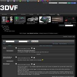 Tutos creation humain - Page : 2 - LightWave - Logiciels 3D