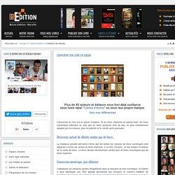 Maison d'édition à Marseille. Editeur de livres et édition numérique.