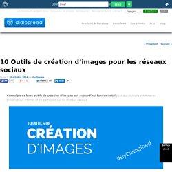 10 Outils de création d'images pour les réseaux sociaux