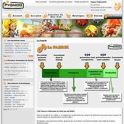 Création de jeux de société et de sites internet