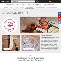 Création Bijoux - Tutoriels et idées DIY sur DaWanda
