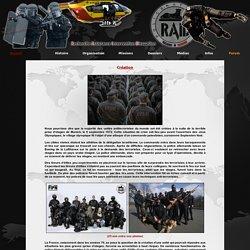 Création unité du RAID