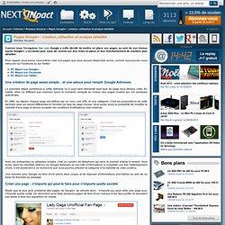 Pages Google+ : création, utilisation et analyse détaillée - Actu PC INpact