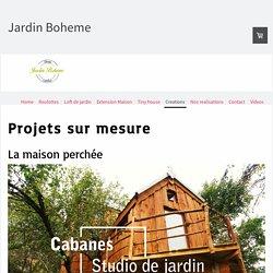 Creations - Roulotte & studio de jardin