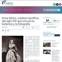 Anna Atkins, creativa científica del siglo XIX que vinculó la botánica y la fotografía