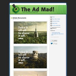 The Ad Mad! - Creative Advertising, Art and Design blog