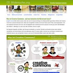 Creative Commons - Was ist und bedeutet das? (Infografik)