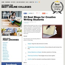 best creative writing blogs