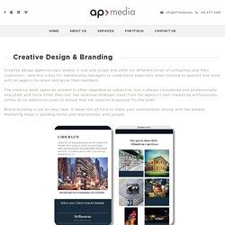 Creative Design & Branding Agency in Singapore, Kuala Lumpur