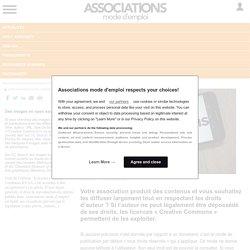 Droits d'auteur : les « Creative commons » aident au partage de documents