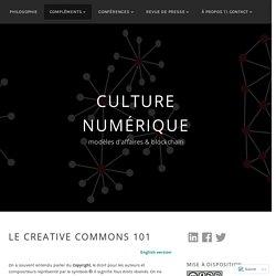 Le Creative Commons 101 – CULTURE NUMÉRIQUE