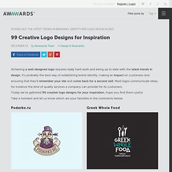 99 Creative Logo Designs for Inspiration