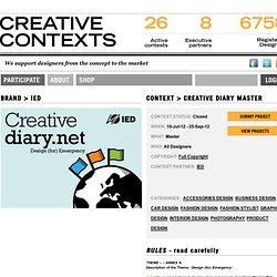 Creative Diary Master