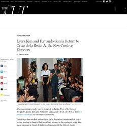 Oscar de la Renta's New Creative Directors Announced
