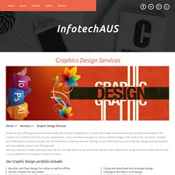 Creative Graphic design, Logo Design