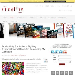The Creative Penn Blog: Helping you write, publish and market your book