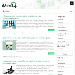 iMindQ Blog - Creative Innovation towards Business Excellence