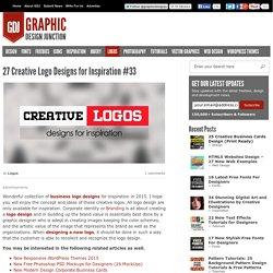 Creative Logo Designs for Inspiration #33