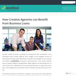 How Creative Agencies can Benefit from Business Loans