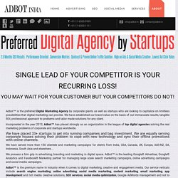 New Ideas to Grow Business, Contact Best Advertising Agency in Delhi
