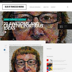 20 awesome and creative portrait ideas » Blog of Francesco Mugnai