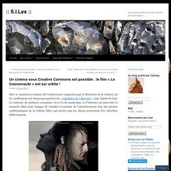 """Un cinéma sous Creative Commons est possible : le film """"Le Cosmonaute"""" est sur orbite !"""