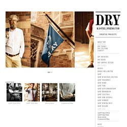 DRY CREATIVE PROJECTS » GANT YALE