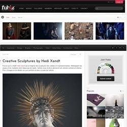 Creative Sculptures by Hedi Xandt