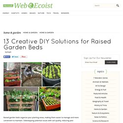 13 Creative DIY Solutions