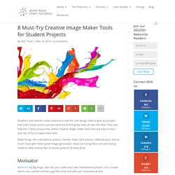 8 Must-Try Creative Image Maker Tools for Student Projects